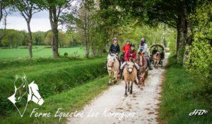 Ecorando 2018 : En route pour Trémargat