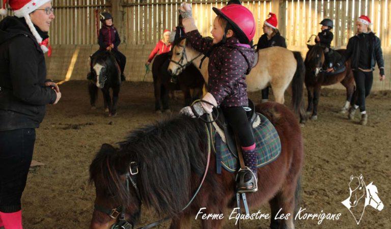 Cavaliers de baby poney